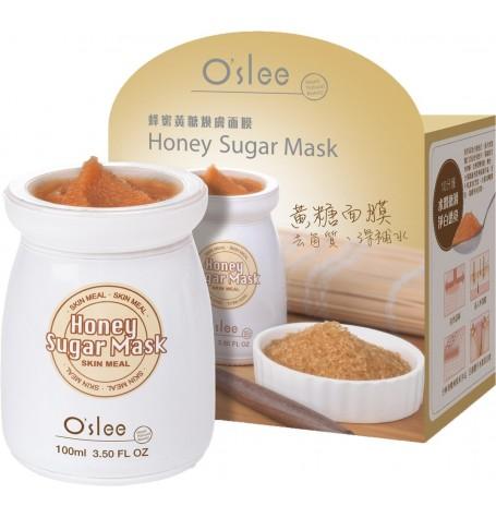 11.11- Honey Sugar Mask
